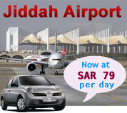Jiddah Airport Car Rental
